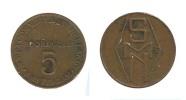 N2070 - Pays-Bas: Amsterdam: SMN Boordgeld: 5 - Monétaires/De Nécessité
