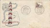 Letter FI000042 - Spain 1953 Filatelica Catalana #00211 - Spanje