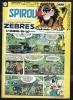 "SPIROU N° 1180 -  Année 1960 -  Couverture "" SPIROU "" De FRANQUIN Et JIDEHEM. - Spirou Magazine"