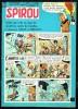 "SPIROU N° 1177 -  Année 1960 -  Couverture "" JOHAN Et PIRLOUIT "" De PEYO. - Spirou Magazine"