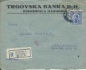 Letter FI000063 - Yugoslavia Slovenia Trgovinska Banka Maribor - Ohne Zuordnung