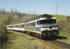 """CPM LE RAIL USSELLOIS CC 72067 Le """"Ventadour"""" Tunnel De Mainchon (n° 301 ) - Trenes"""
