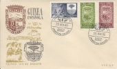 Letter FI000070 - Guinea Espanola (Equatorial Guinea) 1956 - Equatorial Guinea
