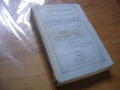 1897 Guide Indicateur TERRE SAINTE JERUSALEM Tome 3 Frere Lievin De Hamme - Tourism