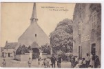 Bellefond (Côte D'Or) - La Place Et L'église - Frankreich