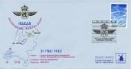 Philato LP.1 / LP1 (1983) - Blanco / Open Klep (CW = € 45,-) - Poste Aérienne