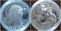 (J) USA: Silver Half Quarter Bicentennary 1976S Proof (300)  SALE!!!! - Émissions Fédérales