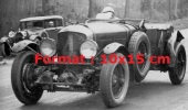 Reproduction D'une Photographie D'une Bentley De 1930 - Reproductions