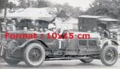Reproduction D'une Photographie D'une Bentley De 1929 - Reproductions