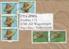 Burkina Faso 2008 Dori Peul Hat Achatina Snail Shell Cover - Burkina Faso (1984-...)