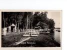 URUGUAY  MELO ROWING CLUB UNUSUAL REAL PHOTO TARJETA POSTAL  Ca1930 POSTCARD Cpa Ak (W4_1655) - Uruguay