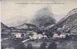 38---CLELLES---le Mont Aiguille Et La Gare De Clelles---voir 2 Scans - Clelles