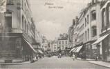 Namur Rue De L'ange Commerces 1910 Coin Supp Gauche Abimé - Namur