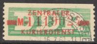 DDR ZKD 30II-M O - Servizio
