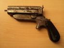 Ancien Pistolet à 4 Canons  LOS HERMANOS VISCAYANOS - Armi Da Collezione