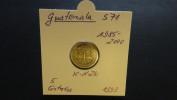 Guatemala - 1993 - 5 Centavos - KM 276.4 - Vz - Guatemala