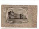 URUGUAY  Montevideo Military Hospital TARJETA POSTAL  Ca1900 POSTCARD Cpa Ak (W4_1671) - Uruguay
