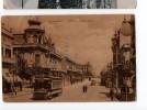 URUGUAY  Tramway Railroad Railway TARJETA POSTAL  Ca1900 POSTCARD Cpa Ak (W4_1681) - Uruguay