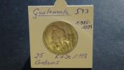 Guatemala - 1993 - 25 Centavos - KM 278.5 - Vz - Guatemala