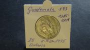 Guatemala - 1995 - 25 Centavos - KM 278.5 - Unc - Guatemala