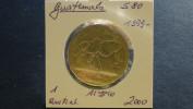 Guatemala - 2000 - 1 Quetzal - KM 284 - Unc - Guatemala