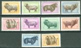 Mongolia 1958 Animals MNH** - Lot. 4045 - Mongolia