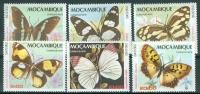 Mozambique 1979 Butterflies MNH** - Lot. 4048 - Mozambique