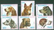 Mozambique 1979 Dogs MNH** - Lot. 4050 - Mozambique
