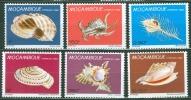 Mozambique 1980 Shells MNH** - Lot. 4051 - Mozambique