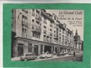Dijon Le Grand Café Et Son Hôtel De La Poste 5 Rue Du Château (voitures - 3 Scans - 2 Volets) - Dijon