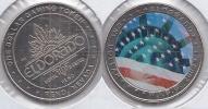 $1 Eldorado Casino Token From 2003 WIBC Bowling Tournament In Reno, NV - Casino