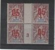 Guinée Française _ Bloc Groupe 1 Millésimé 1893 -l'autre Sans- N° 49