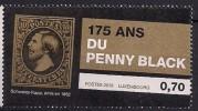 2015 Luxemburg Mi. 2061**MNH 175 Jahre Briefmarken. - Nuevos