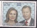 2015 Luxemburg Mi. 2068**MNH   15. Jahrestag Der Thronbesteigung Von Großherzog Henri. - Unused Stamps