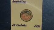Honduras - 1991 - 20 Centavos - KM 83.1a - Vz - Honduras