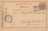 DR GS R3 Reichenbach I. Schl. Stadt Post Exp. 5.2.73 Gel Grossbreitenbach Nachv. Stempel - Deutschland