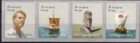 2014 Norwegen Mi. 1847-0**MNH   100. Geburtstag Von Thor Heyerdahl - Norway
