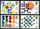 GB 1977 ROYAL INSTITUTE OF CHEMISTRY SET OF 4 SG 1029-32 MI 735-38 SC 806-09 IV 821-24 - 1952-.... (Elizabeth II)