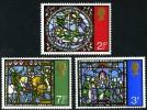 GB 1971 CHRISTMAS SET OF 3 SG 894-6 MI 587-89 SC 661-63 IV 650-652 - 1952-.... (Elizabeth II)