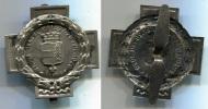 349 ANCIEN INSIGNE CONCOURS DE GYMNASTIQUE 1929 THANN 68 HAUT RHIN ALSACE - Insignes & Rubans