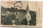 - Baden-Baden - Die Englifche Kirche, écrite En Mai 1903, Précurseur, Timbre, BE, Scans. - Baden-Baden