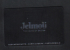 SWISS  - GIFT CARD  FOR COLLECTION - (  JELMOLI ) - Gift Cards
