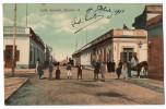 URUGUAY  ROSARIO ORIENTAL CALLE SARANDI ANIMATED TARJETA POSTAL  Ca1900 POSTCARD Cpa Ak (W4_1691) - Uruguay