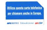 11 - SIP - IRITEL - USATA - DA LIRE 10000 - Italia