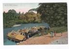 Sri Lanka - Ceylon - River Transport - Old Boats - Not Used - Sri Lanka (Ceylon)
