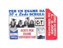 28 - ITALIA ITALY TELECARTE EDIZIONI C X T  DA 5000 LIRE - Non Classificati