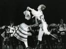 France Paris Ballet Moisseiev Danse Moldave JOK Moldavie Ancienne Photo 1970 - Photographs