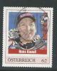 Oostenrijk, Persoonlijke Postzegels  Hans Knoub,  Gestempeld, Zie Scan - Autriche
