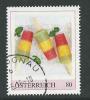 Oostenrijk, Persoonlijke Postzegels Hogere Waarde,   Gestempeld, Zie Scan - Autriche