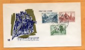 Luxembourg 1963 FDC - FDC